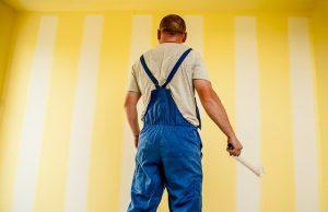 איך לבחור צבעי מומלץ לצביעת קירות הבית?