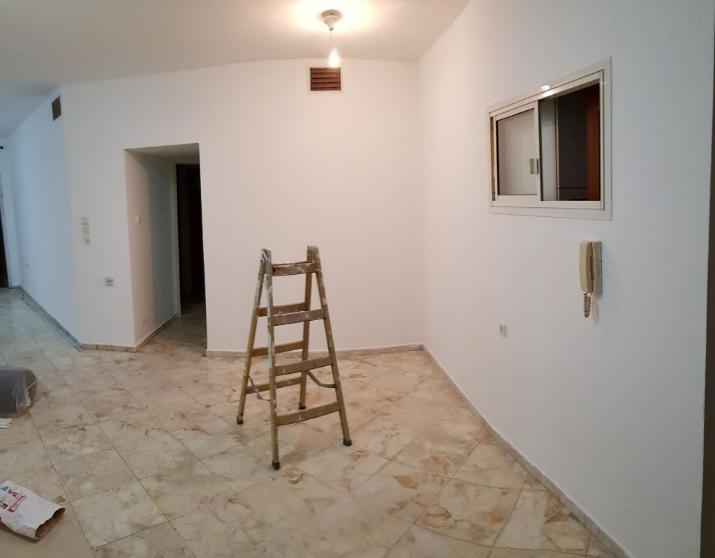 שיפוץ קוסמטי לדירה - משפצים בקטן, משדרגים בגדול